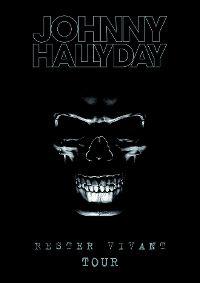 Cover Johnny Hallyday - Rester vivant tour [DVD]